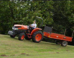 4х4 - трактори